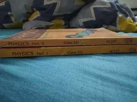 Class 12 Physics books (NCERT&CBSE)