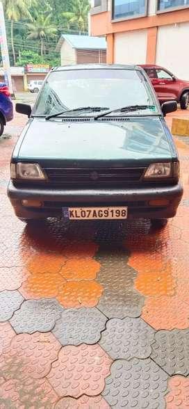Maruti Suzuki 800 5speed mpfi