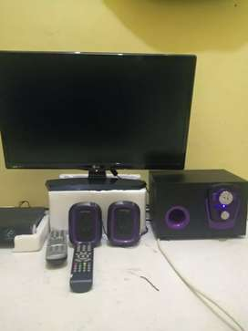 TV LG tipis harga murah + speaker butuh dana