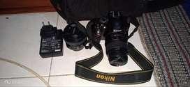 Nikon D5200 like new