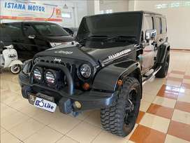 Jeep Rubicon CRD 2.8 Turbo Diesel 2011