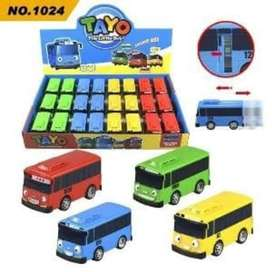 MOBIL TAYO ISI 4 PCS SLIDING DOOR Lose Pack - THE LITTLE BUS