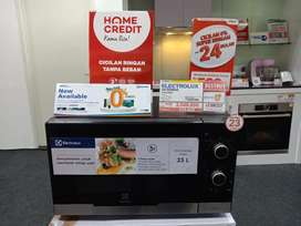 Elektrolux Microwave EMM2308X, Cicilan Mudah Hanya 2 Dokumen Aslu