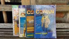 Jual Komik Detective Conan Beberapa Volume (Kondisi Bagus dan Terawat)
