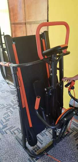 Treadmill manual 5/6fungsi HRG PROMO