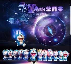 Gantungan Kunci Doraemon Zodiac Aquarius Langka