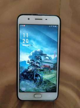 OPPO f1s ONE HANDED MOBIlE NO PHYSICAL DAMAGED