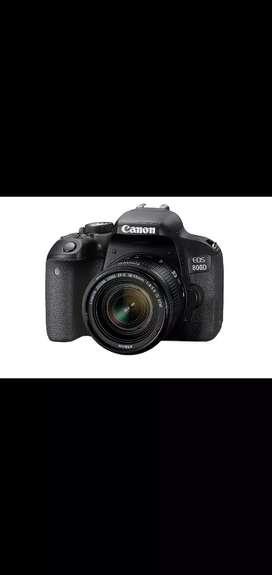 Camera Canon 800D bisa cash / credit bunga ringan