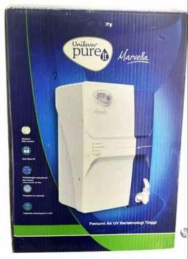 Filter Air minum Pure it Marvella buatan Unilever