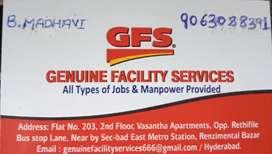 Jobes & Manpower
