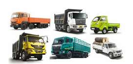 Commercial vehicles for rent