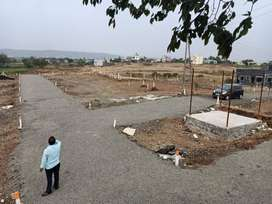 1000 sqft plot available for sale in keshanand near wagholi