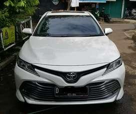 All New Toyota Camry Istimewa