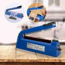Impulse Sealer PFS200 Mesin Las Plastik 20 cm Pres Press Perekat List