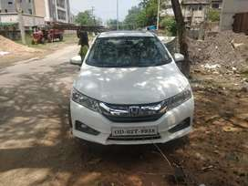 Honda City 2015 Diesel Well Maintained