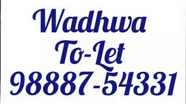 2bhk, Flat available for rent at JALNDHAR HEIGHT.