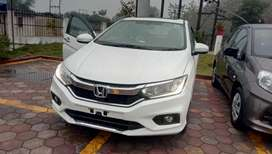 Honda City Zx 2018 Petrol Well Maintained