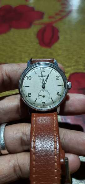 Jam tangan merk sharp lama normal