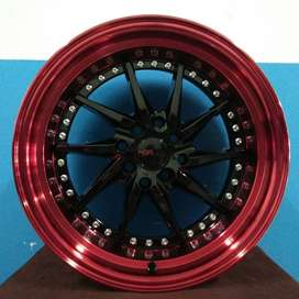 velg racing ignis swift march yaris jazz mobilio ring 16