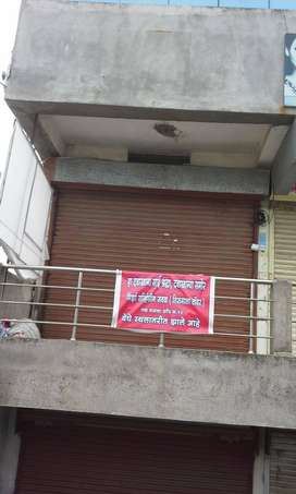 Shop for rent Besides Wadgaon gram panchayat