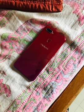 Oppo f9 pro for sale all orignal 1 year old