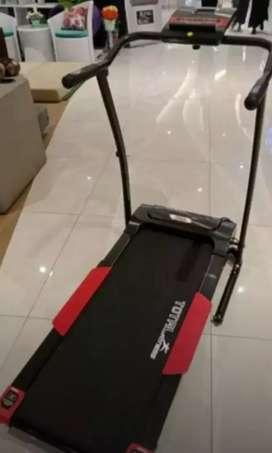 Treadmill elektrik walkfam 50 dgajunthasport