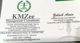 Accounts & Tax Consultancy Firm
