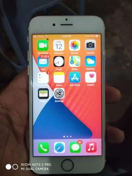 Iphone 6s Rose Gold 16gb Touch Cracked