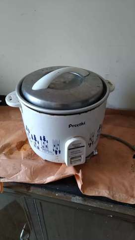 Nice prestige cooker with excellent condition