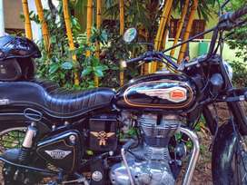 Very less driven- Very well maintained- 2018 model -Bullet STD 350 BS4