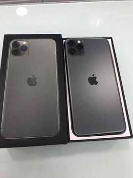 Iphone 11pro max 4 months old with warranty