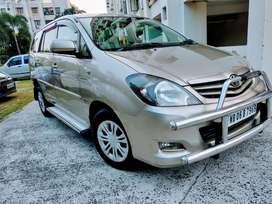 Toyota Innova 2.5 G4 7 STR, 2009, Diesel