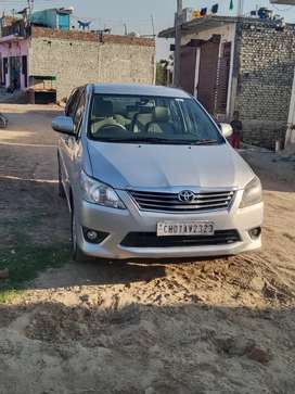 Toyota Innova 2013 Diesel Good Condition
