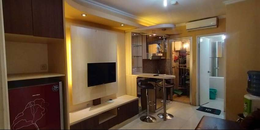 Sewa Apartemen Green Palace Kalibata City Tower Mawar 2BR Furnish LUX