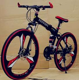 Ferrari foldable Cycle available for Sale in
