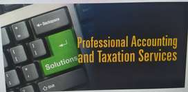 Gst & ACCOUNTING SERVICES -(this is services)