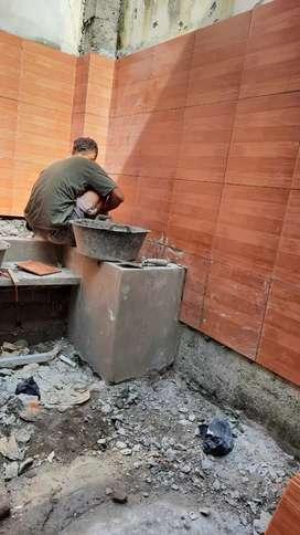 Jasa pasang keramik dan granit