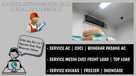 Service AC KULKAS Mesin cuci SERVIS Freezer Gayungan Surabaya