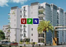 UPN brings you a chance to get 2bed Apartment with easy installments