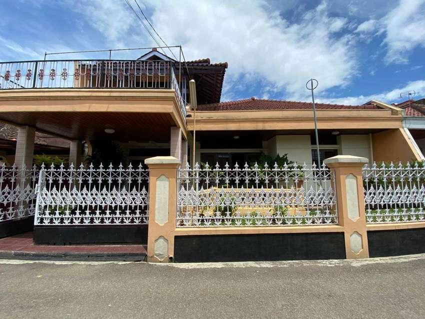 Dijual cepat rumah 1,5 lantai lokasi di JL Logam Buahbatu Kota Bandung