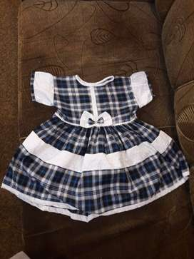 Home Made Baby Frocks and Garments