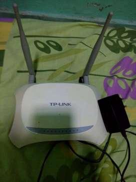 Jual Router Wireless 3G/4G TP-Link TL-MR3420 murah