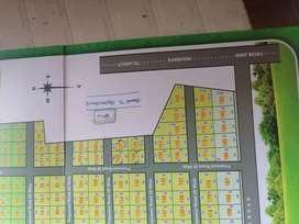 Four plots for sale