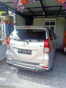 Di jual Avanza g 2012 mobil sehat PJK hidup siap pakai harga 107 jt