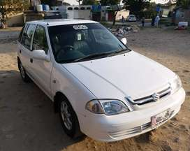 Suzuki Cultus 2017 (Limited Edition)/ 40,000 (KM Driven)