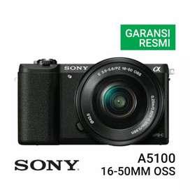 Kredit Sony A5100 Kit 16-50mm Promo Free 1x Cicilan