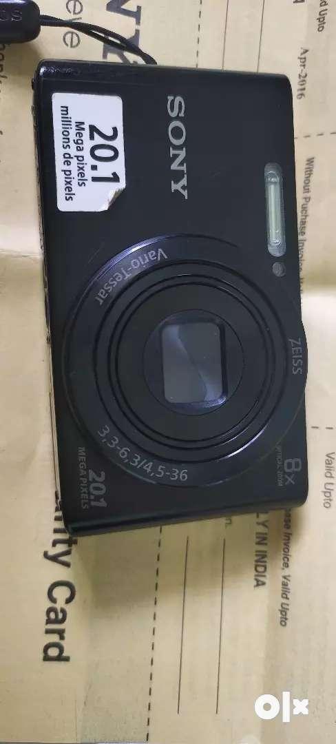 Camera model DSC-W830/B 0