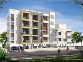 2 BHK Flat for Sale in Ashwamedh Brilliance at Ravet at 43 lakh