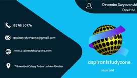 Marketing manager for back office and computer typist