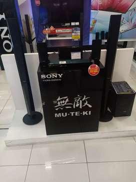 Promo cicilan Tanpa DP Sony Hometheater Hanya admin 200rb kredit cepat